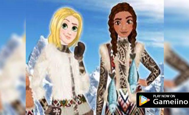 Princess-Eskimo-play-now-on-gameiino