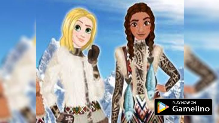 Princess-Eskimo-play-now-on-gameiino