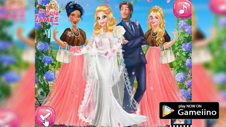 Princess-Style-Vlog-OMG-Wedding!-play-now-on-gameiino
