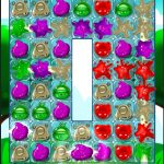 monster Crush Match 3 Screenshot 2 - Gameiino