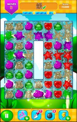 monster Crush Match 3 Screenshot 2 - Gameiino