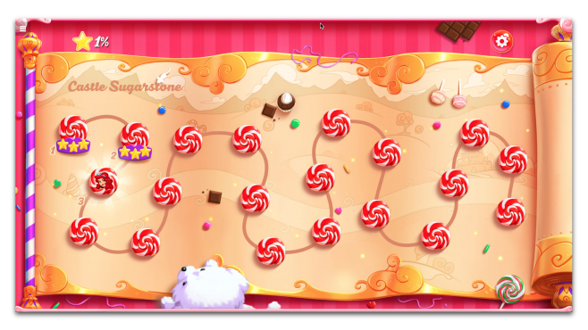 Candy bubble Match 3 Game Indulge your sweet tooth and get addicted to this sugary cute Bubble Shooter - screenshot 2