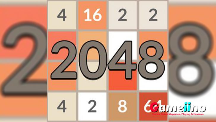 Can you reach 2048? - Gameiino