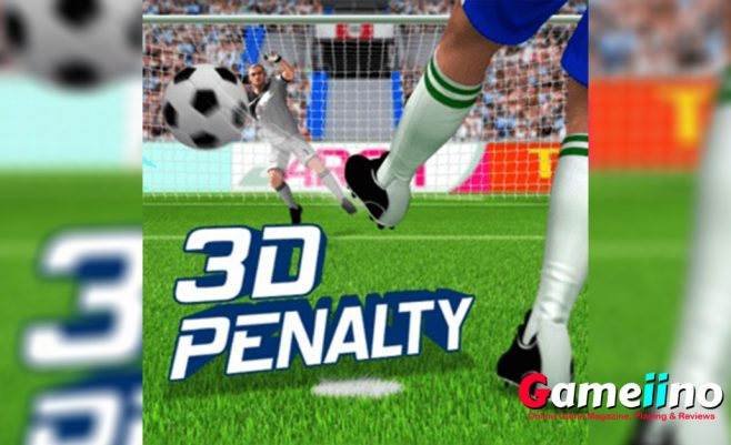 3D Penalty Teaser All eyes are on you - lead your team to victory in a thrilling 3D penalty shootout! - Image - Gameiino.com