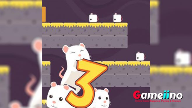 3 Mice Teaser The 3 Mice are walking together and may not be separated - image -Gameiino.com