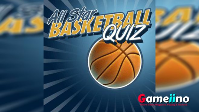 All Star Basketball Quiz Teaser Are you interested in basketball? If so, how many players do you know? Are you ready to test your knowledge of NBA players - IMAGE - Gameiino.com