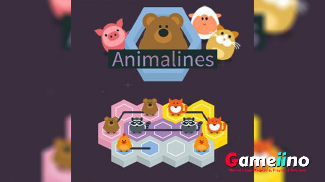 Animalines Teaser In Animalines the cute animals need to be reunited - image - Gameiino.com