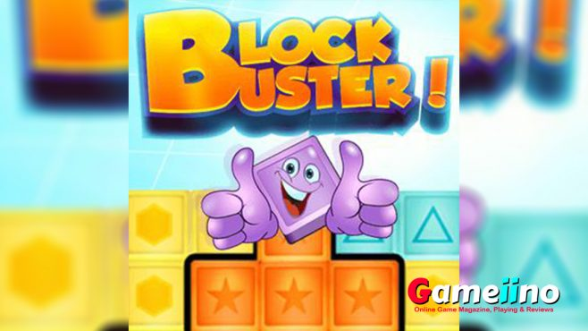Block Buster Teaser Don't hit the roof! That's the only goal in this addicting Match3 game -image - Gameiino
