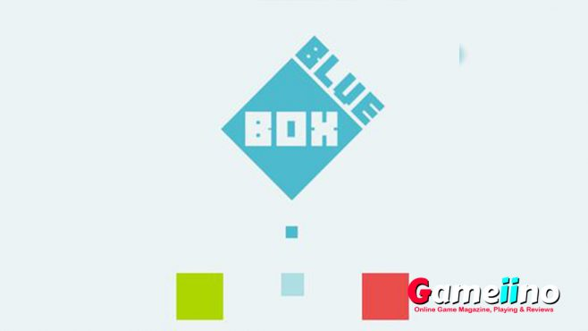 Blue Box Teaser Blue Box is a unique and minimalist logic game for every age - image Gameiino.com