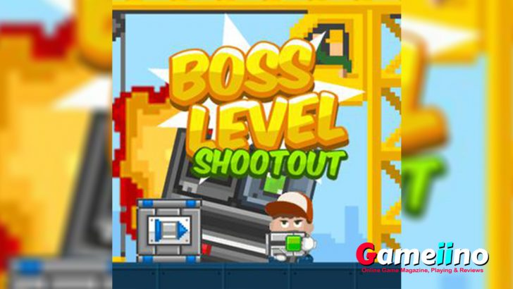 Let's Play One of the Best Games, Hot Games and Online War Games for Boys between Free Shooting Games Online and also Online Multiplayer Shooting Games for Boys. Let's Defeat Bosses. - Gameiino