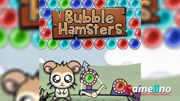 Bubble Hamsters Teaser is a colorful bubble shooter game for the whole family! - Image - Gameiino