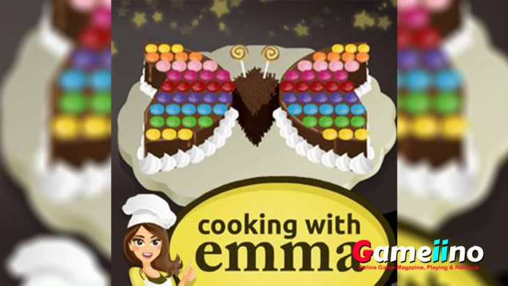 Butterfly Chocolate Cake will be prepared this time a delicious - image - Gameiino