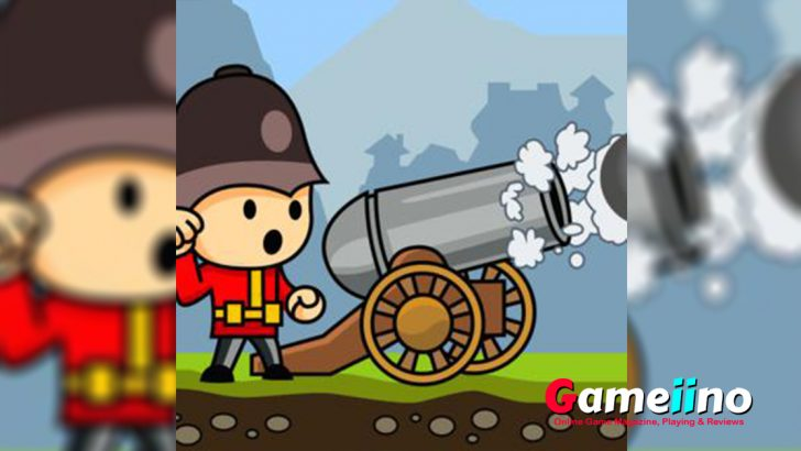 Try toy soldier cannon shooting games? Then play one of the super games between shooting games online, army games and also online browser games in Gameiino - image - Gameiino.com