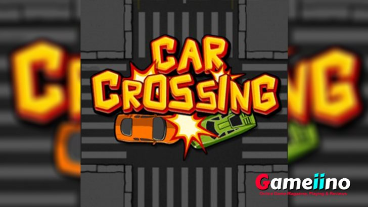 Car Crossing Teaser You are in charge in this fast-paced skill game: control the traffic to prevent accidents - image - Gameiino.com