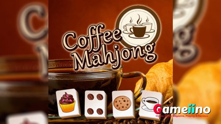 Coffee Mahjong Teaser There's nothing better than starting the day with a cup of coffee...and a Mahjong game! - image - Gameiino