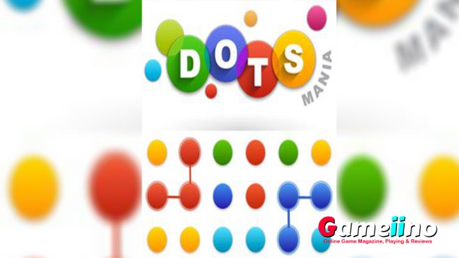 Dots Mania Teaser Dots Mania is a colorful Match3 game - image - Gameiino