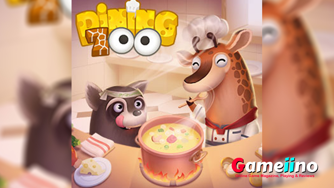 Dining Zoo: special restaurant game set in a special ...