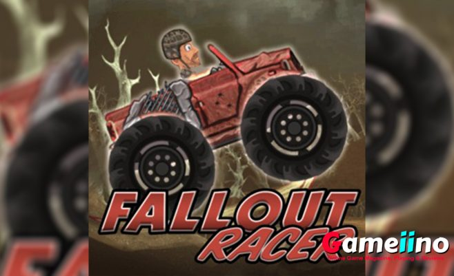 Fallout Racer Teaser A nuclear catastrophe has left the earth in ruins - image - Gameiino.com