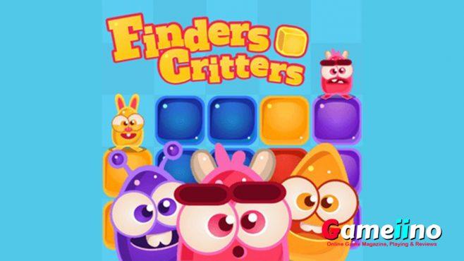 Finders Critters - Gameiino