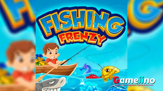 Try to achieve each level's goal and collect useful power-ups which ascend to the surface of the fish lake in the cool free fishing games online. - Gameiino.com