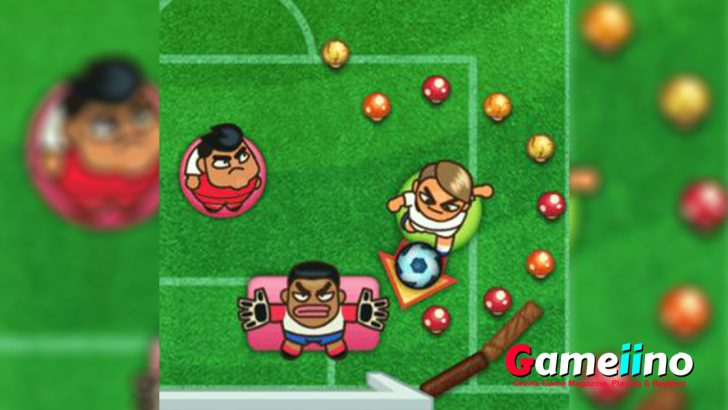 Foot Chinko Teaser We proudly present our new game of football FootChinko! In this game you can play every important national team tournament of the world - image - Gameiino.com