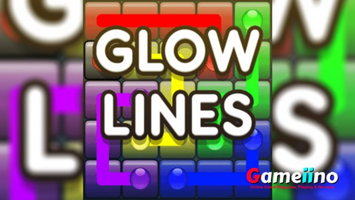 Glow Lines Teaser If you like tricky puzzles, Glow Lines is the perfect game for you - image - Gameiino.com