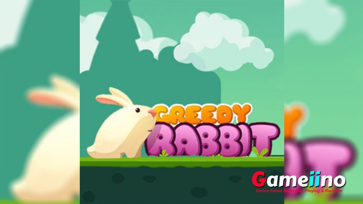 Help the Greedy Rabbit to fulfill his desires: Eat more and more fresh and delicious vegetables