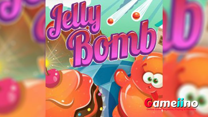 Jelly Bomb is a fun logic puzzle