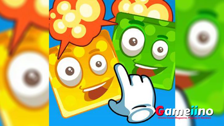 Jelly Collapse Teaser If you like challenging Match3 puzzle games - image - Gameiino