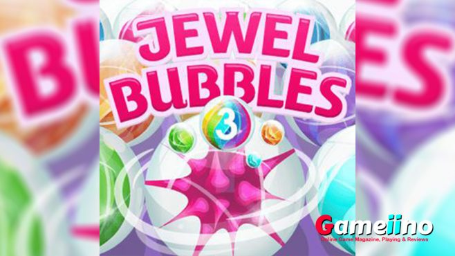 Jewel Bubbles 3 is a classic and colorful Match3 game
