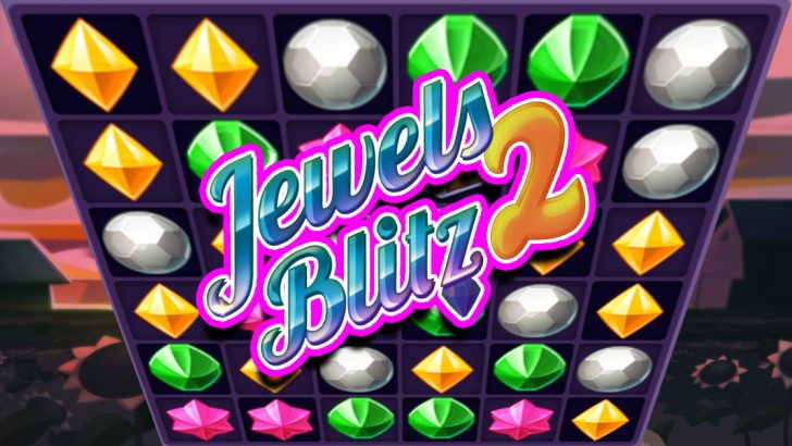 jewels Blitz 2 is the successor to the match-3 throne, that turns shiny gems and highly addictive puzzle game action into a masterpiece - Gameiino