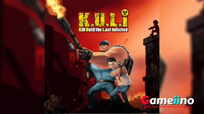 Kuli the action game features cool graphics. Play your first cool game part and enjoy the best ever shooting game with us. Our aim is your enjoyment. - image - Gameiino.com