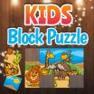 Kids Block Puzzle This cute block puzzle game is the perfect game to help children train their abilities and improve their motor skills - image - Gameiino.com