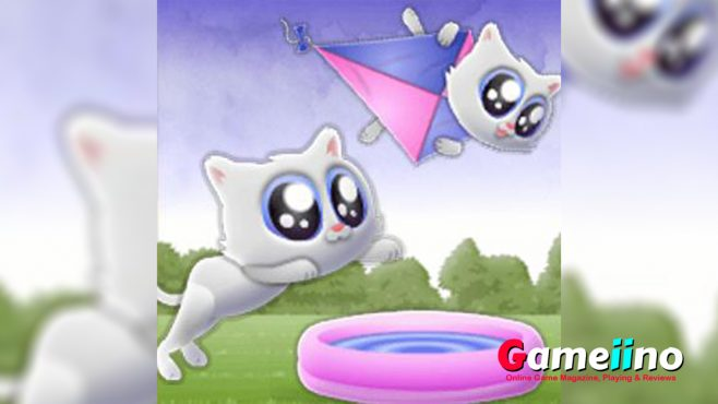 Extreme kitten arcade action game is such a cool game for you to enjoy with the cute little kitten character. So make your first click or tap to enjoy. - image - Gameiino.com
