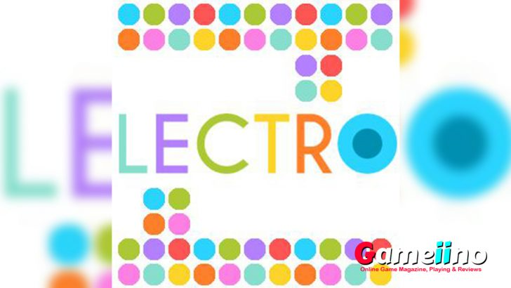 Lectro is a minimalist game which demands your whole attention and skills. - Gameiino