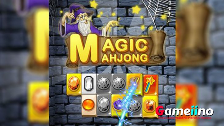 Play with the magic mahjong tiles and at the same time take pleasure of playing classic games.Can you become another legend in the classic games board? - image - Gameiino.com