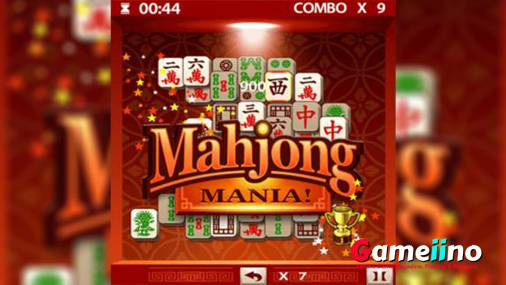 Mahjong Mania Teaser Go bananas with Mahjong Mania! In this version of the popular classic - image - Gameiino