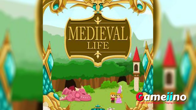 Medieval Life Teaser Once upon a time, in a land of dragons and unicorns, there was a beautiful princess imprisoned in a tower...And this is how the story begins - -image - Gameiino.com