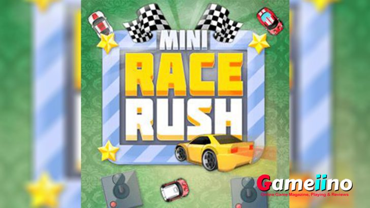 Mini Race Rush Teaser Mini Race Rush is an exciting chase game - image - Gameiino.com
