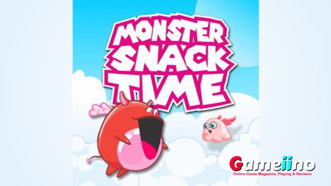 Monster Snack Time - Gameiino