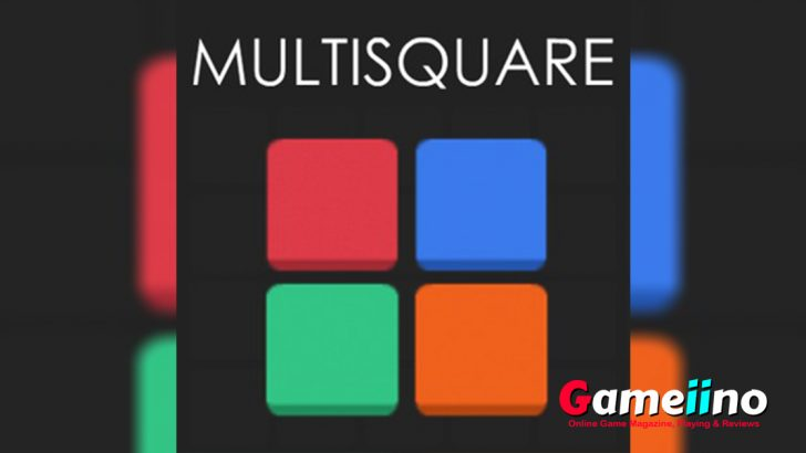 Multisquare Teaser Multisquare is an addicting puzzle game - image - Gameiino