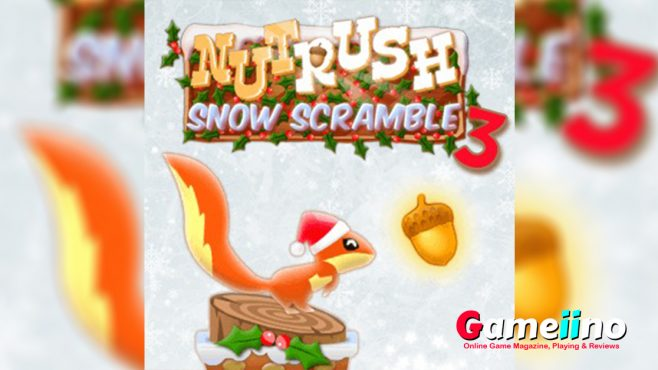 Finally, to all fans of Nut Rush 1+2, the sequel Nut Rush 3 is available right now! - Gameiino