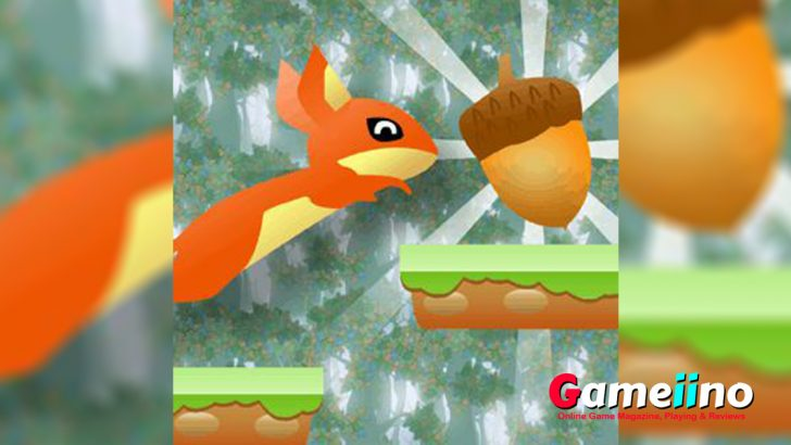 Nuts are the chicky piece of healthy food and in the nut, rush games your job is to help the squirrel to collect nuts. Try the cool reflex game. - image - Gameiino.com