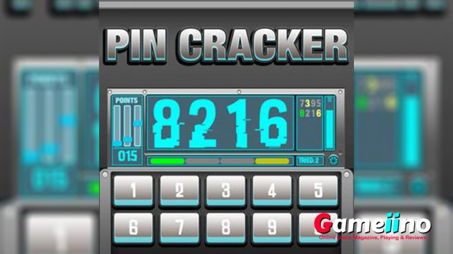 PIN-Cracker - gameiino