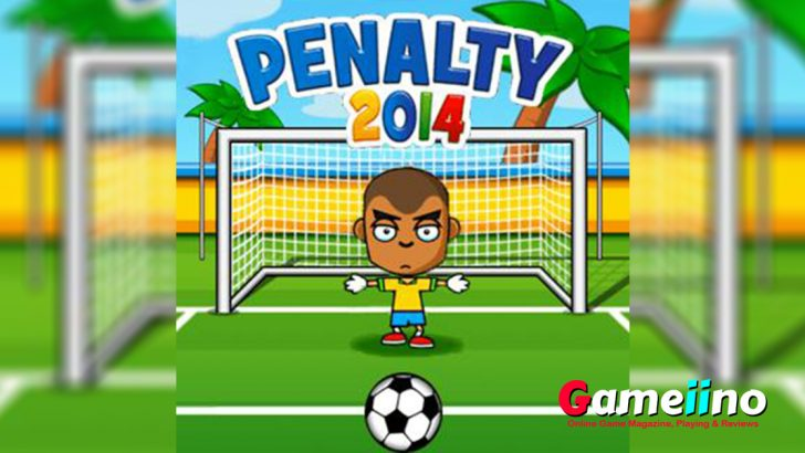Penalty 2014 Teaser Fight an exciting penalty duel, right by the beach at the Copacabana - Image - Gameiino.com