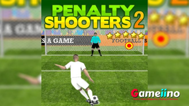 Penalty Shooters2 Teaser Are you ready for the ultimate penalty shoot-out challenge? Select your favorite soccer team from 12 leagues - image - Gameiino.com