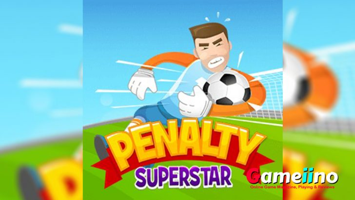 Penalty Superstar Teaser Are you ready to become a soccer superstar? Battle your way through 3 different leagues in this fun penalty sports game and try to win the trophies in the finals - image - Gameiino.com