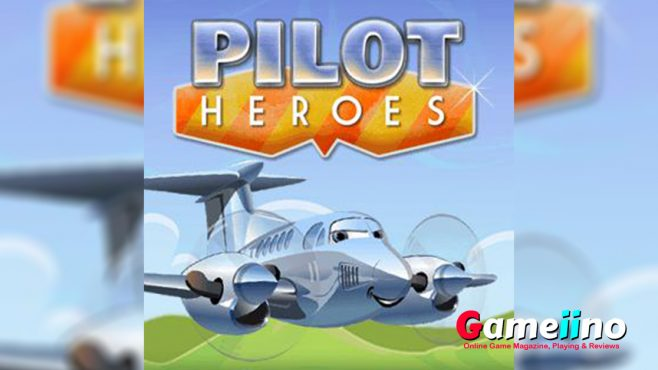 Pilot Heroes Teaser Show your skills as a pilot and take on several challenging missions - image - Gameiino.com