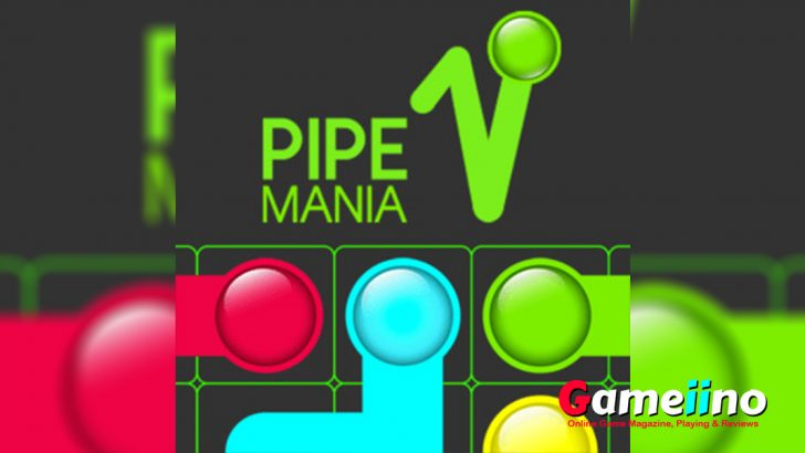 Pipe Mania Teaser The Windows version of the game was included in the MS Windows Entertainment Pack - image - Gameiino.com