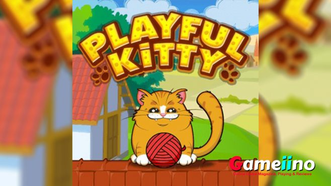 The Playful Kitty is bored! - Gameiino
